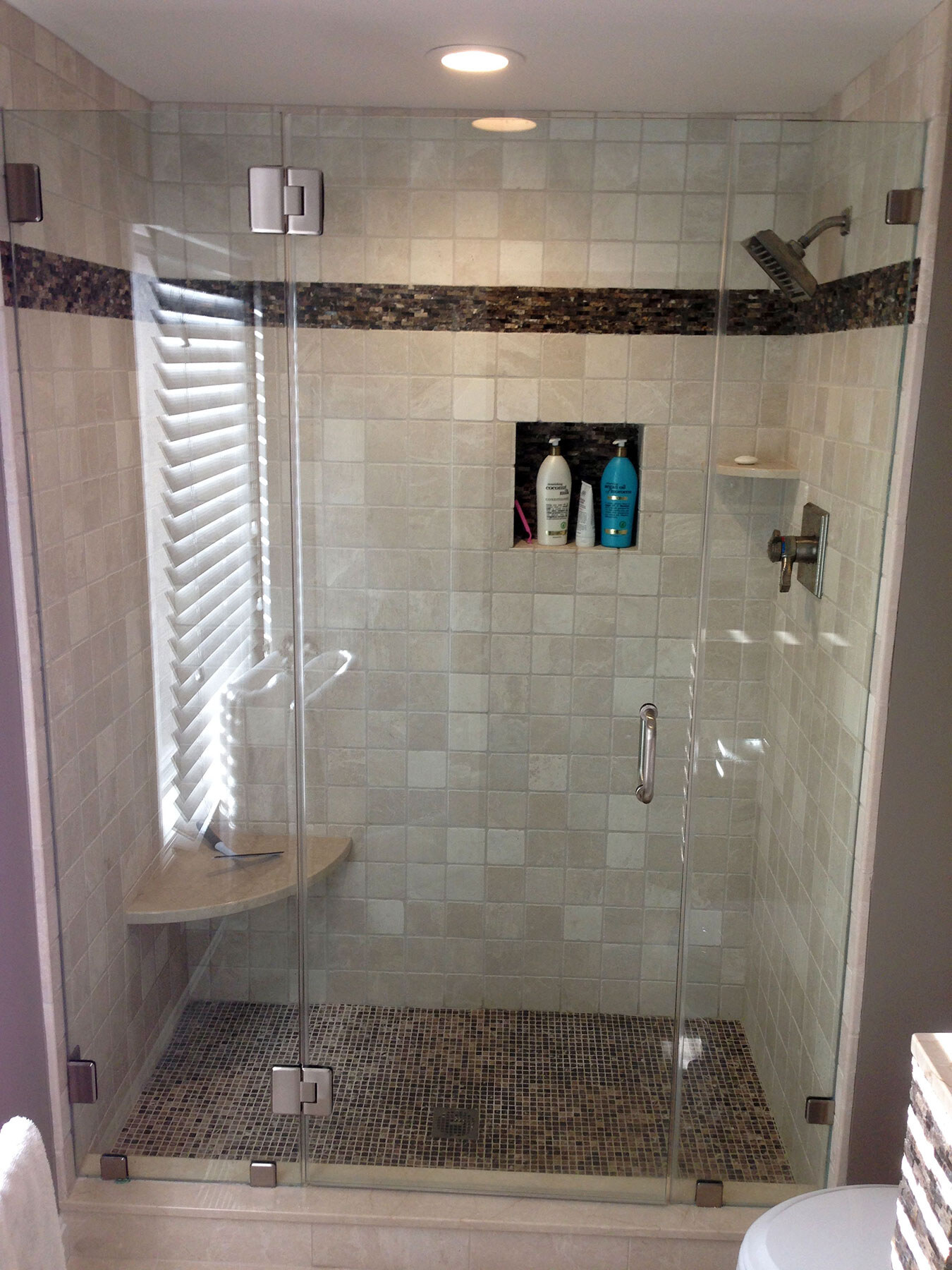 thumb subway large outlet galleries and enclosure bathroom tile pictures aqua glass shower surround x